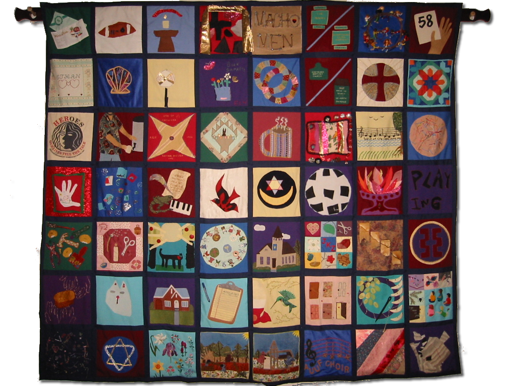 Our Story Quilt