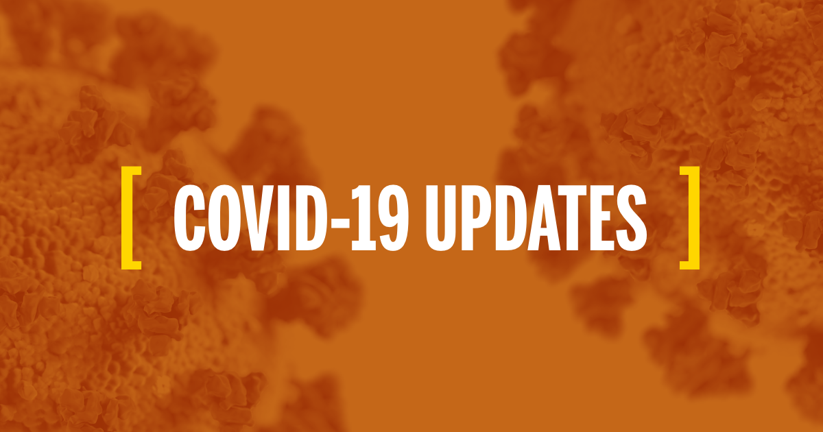 Updates on AUUF and COVID-19