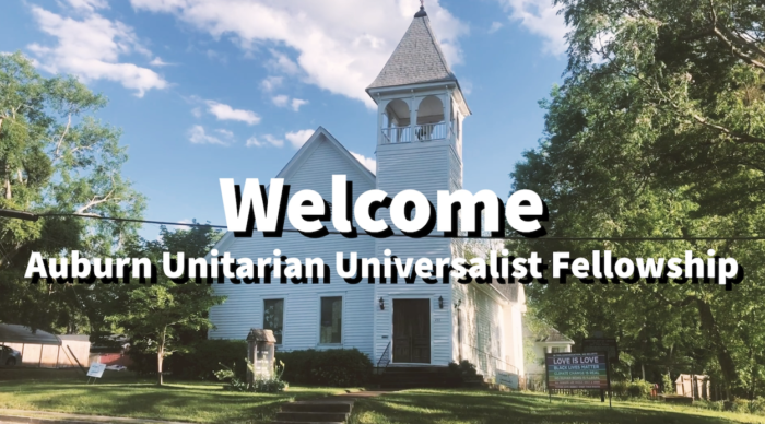 Welcome from Our Fellowship